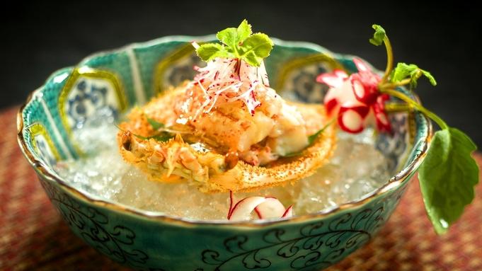 ■かに三昧(松)■『蟹で後悔したくない人必見!』なんと!驚異「極上タグ付加能蟹」2人で3杯食べ尽し♪
