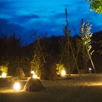 別邸-神楽-■庭園■