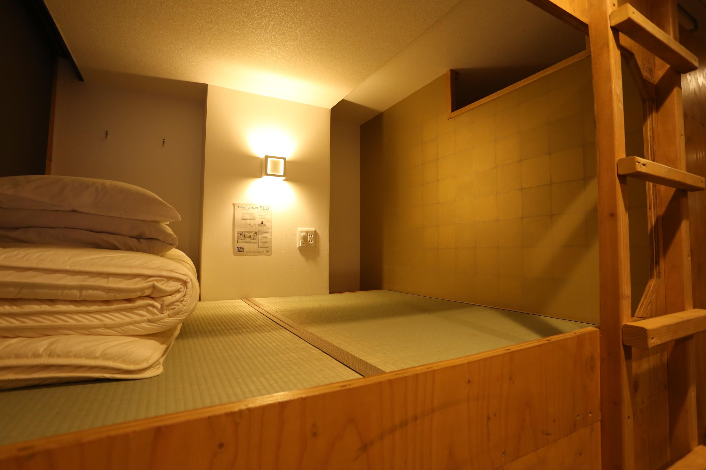 Japanese女性専用ドミトリー/Japanese Female dormitory