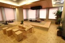 リビング/Living area