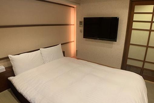 【喫煙】和室■ベッド幅ダブルサイズ149cm