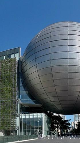 名古屋市科学館(ホテルから徒歩約17分)