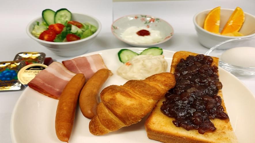 小倉トーストセット(名古屋めしでモーニング、おすすめ!)