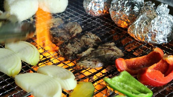 【静岡元気旅限定】お気軽BBQ手ぶらで楽ちん☆伊豆高原でバーベキュー≪1泊2食付≫