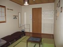 和室2~4名部屋
