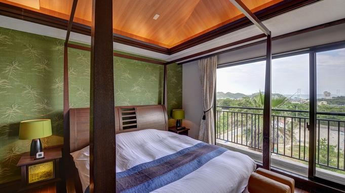 【スタンダード素泊まり】カジュアルなアジアンリゾート風ホテルでご宿泊。全室ジャグジーバス付