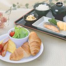 【日替わり朝食】当日のお楽しみ!日替わり朝食!