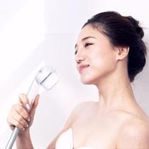 女性に人気のシャワーヘッド ミラブル <スイートダブル導入済み>