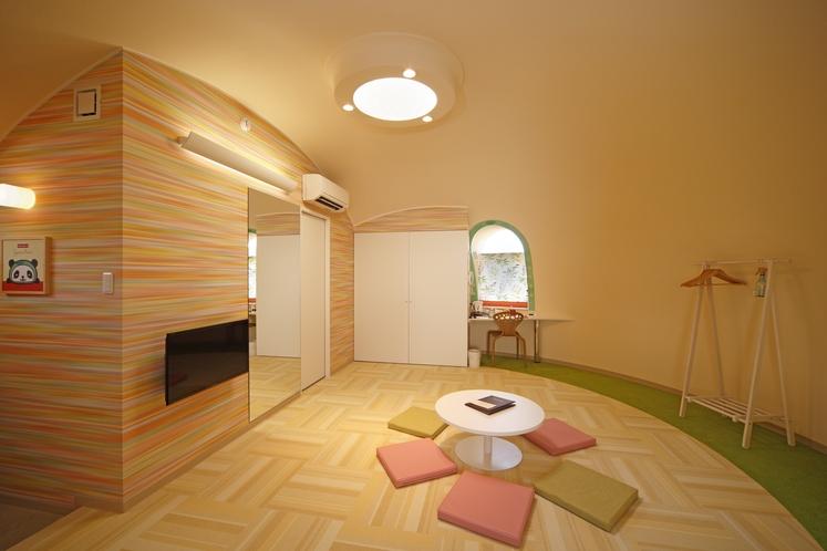 パンダヴィレッジ和室