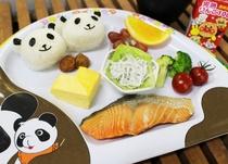 寿司朝食 子供用