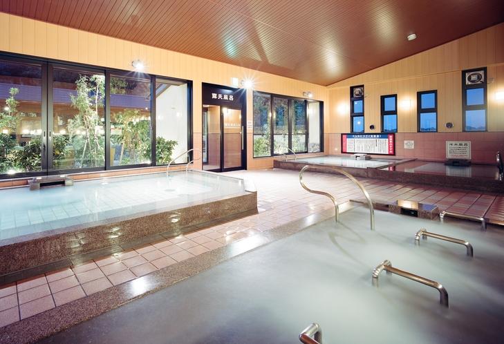 とれとれの湯 内風呂2