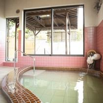 *[2階浴室]美肌の湯、心臓の湯、熱の湯♪多種多様の効能が自慢!