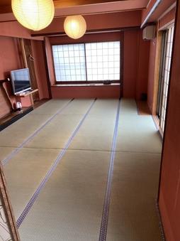 奈良の景色が一望!スーペリア和室(16畳+踏込/36平米)