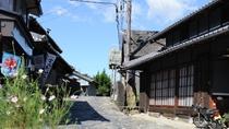 ・【周辺】暗峠/「日本の道100選」「美しい日本の歴史風土100選」に選ばれています。