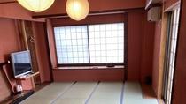 ・【客室】奈良大和の景色が一望!スーペリア和室(16畳+踏込/36平米)