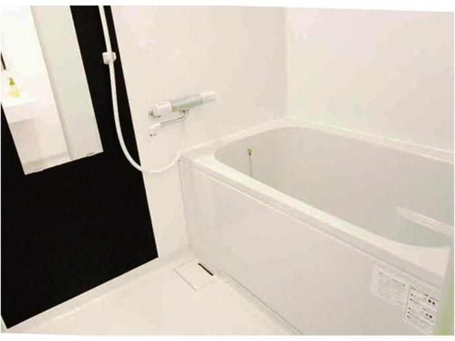 ツイン浴室は浴槽と洗い場があるので、お子様連れでも安心です