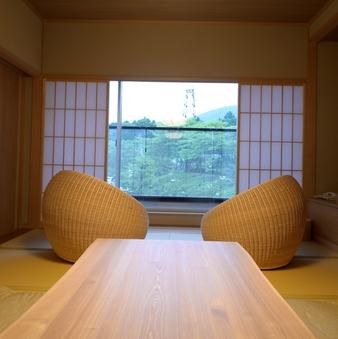 「涌」「然」和室10畳+洋室