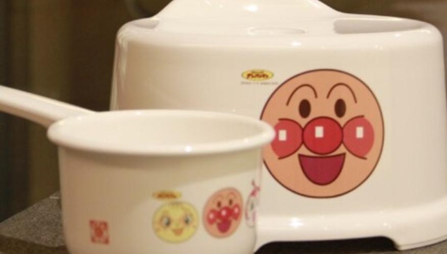■大浴場 子供用桶・椅子■