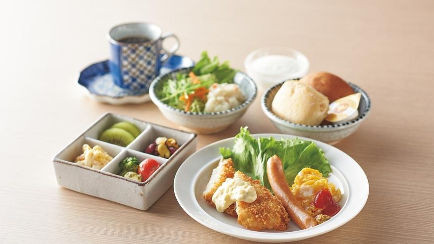 ご朝食 4種類から選べる定食 ■洋定食■