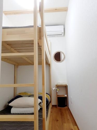 個室 シングルルーム