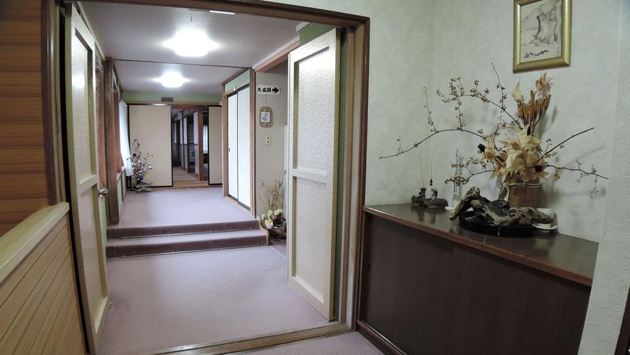 *【館内一例】廊下