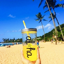 OPA開業!ワウワウハワイアンレモネードは、マウイ島で生まれたオールハンドメイドのレモネードです