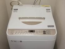 プレミア館 洗濯機
