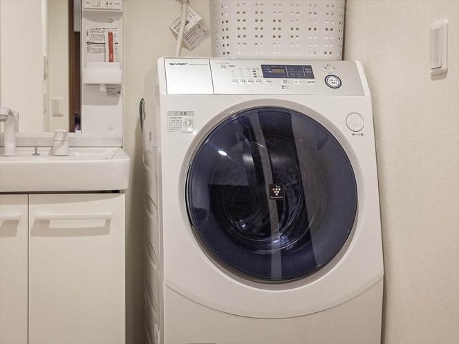 プレミア館 ドラム式洗濯機(5thルーム・6thルームのみ)