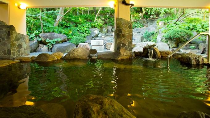 朝食付【ビジネス・一人旅】期間限定割!朝食ブッフェ付&ホテル内天然温泉「瑞穂の湯」ご利用OK♪