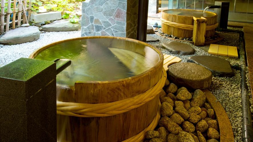【瑞穂の湯】温泉を独り占めできる露天の檜風呂も♪