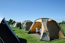 手ぶらキャンプテント