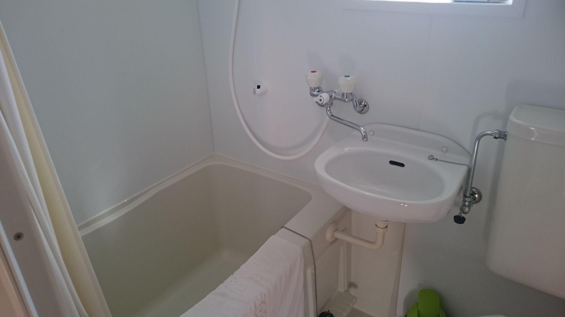 ヒロA バスルーム
