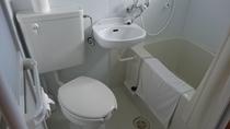 ヒロB 浴室&トイレ