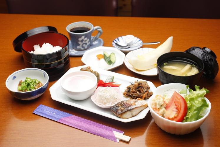 朝食例【和食】