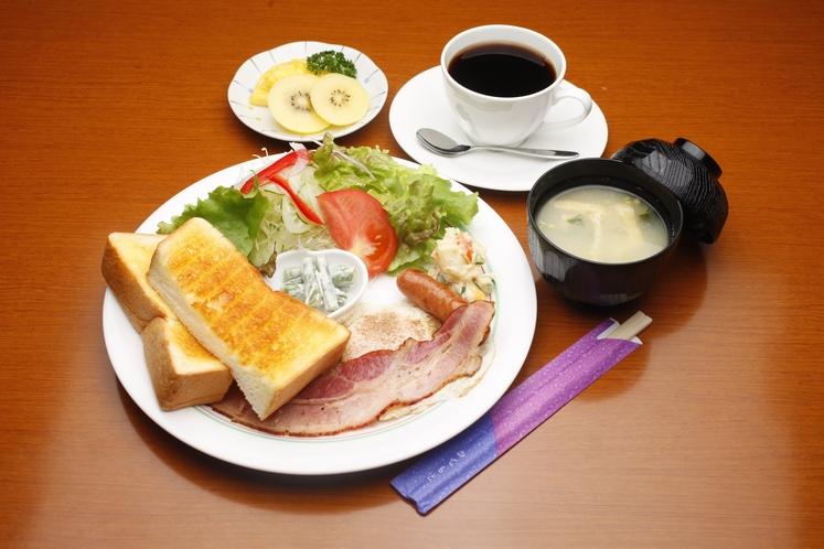 朝食例【洋食】