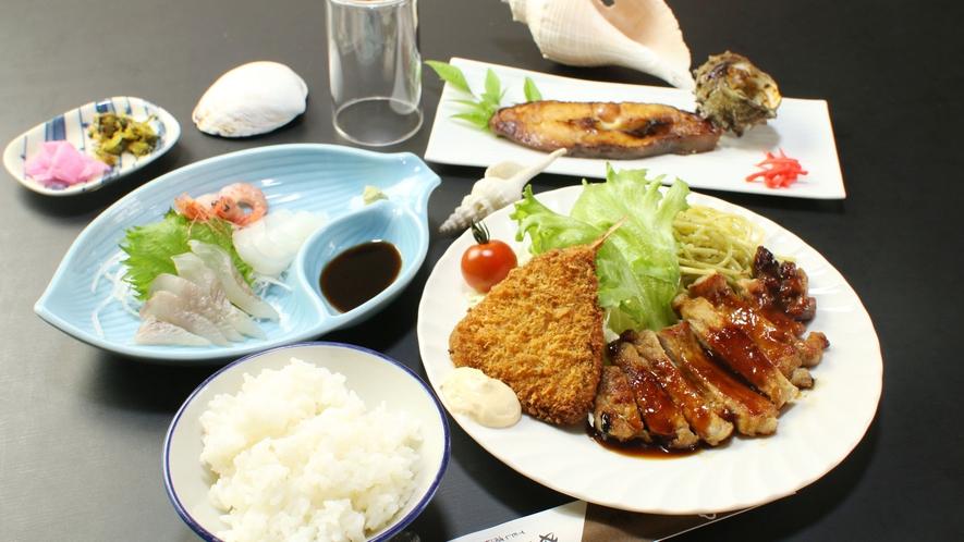 ビジネス夕食 (1)