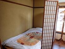 ◆ソファーベッド・2段ベッド2台 最大5名