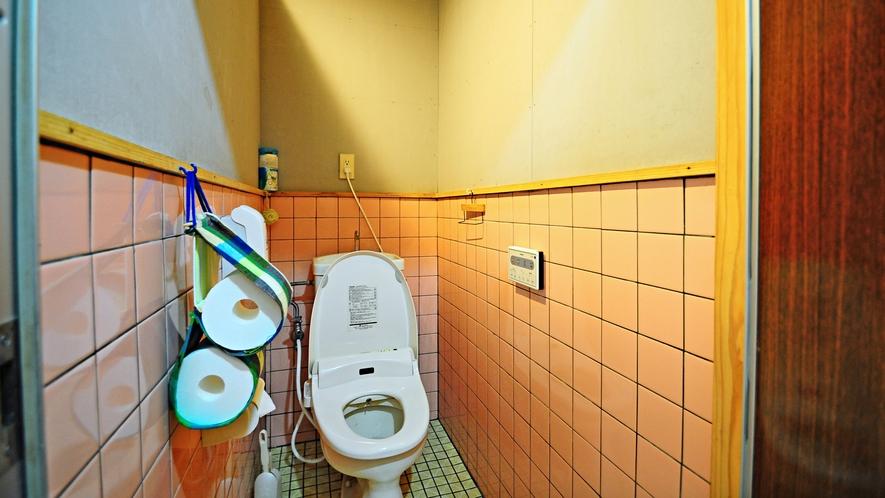 【別館1階】女性用共同トイレ