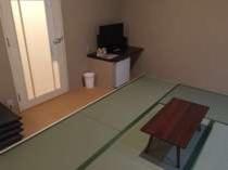 和室4名様のお部屋 一例