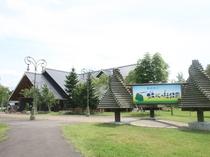 【北欧の杜公園】北欧を思わせる風景が広がります