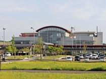 【大館能代空港】空港から一番近い温泉宿です!