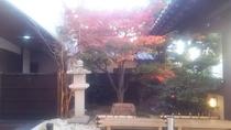 堀江の庄 本館入口