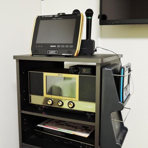 *【テナント】カラオケボックス「サザンクロス」の最新のDAM機器