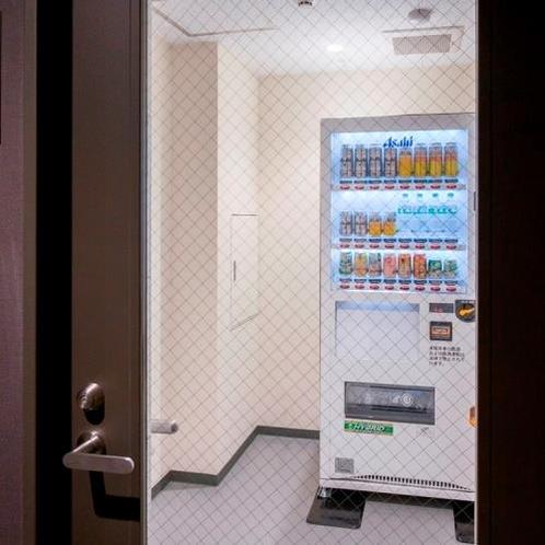 5F自動販売機コーナー