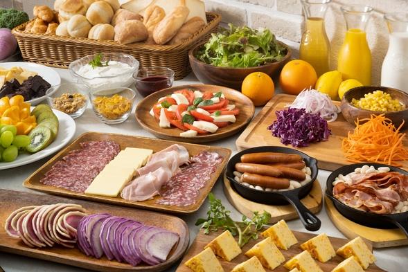 【ベストレート/朝食付】40種類のイタリアンブッフェ 早期予約や直前予約にもおすすめ