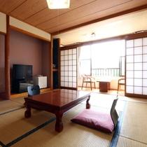 【お部屋】10畳和室+広縁
