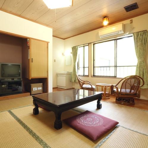 【お部屋】6畳和室+広縁