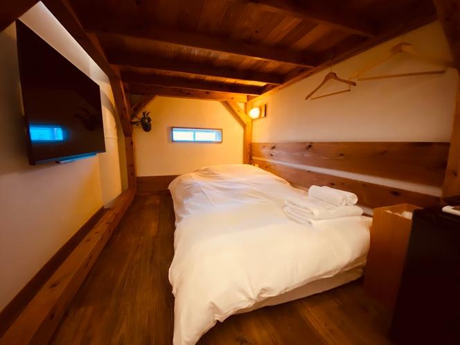 ロフトベッド下段