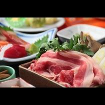 【煮物】越後牛のすき焼き