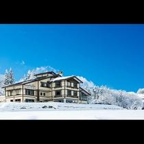 【冬】外観の様子